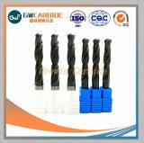 切られた鋼鉄のための固体炭化物の5xdおよび3xd穴あけ工具