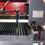 De professionele Scherpe Machine van het Valscherm met het Plaatsen van Camera (JM-1325h-CCD)
