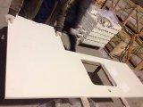Ослепительно белый кварцевый Кухонные мойки рабочую поверхность Bartop