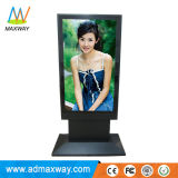 Volle HD Bildschirmanzeige 55 Zoll-Kiosk LCD, der Bildschirmanzeige (MW-5505FSP, bekanntmacht)