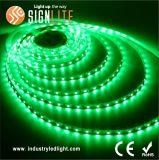 Garantía de 3 años SMD5050 6W/M de las luces de tira de LED flexible