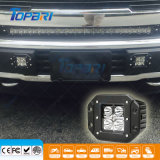12W SUV를 위한 소형 크리 사람 LED 모는 빛