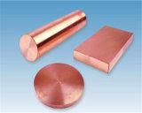 Prédio de metal da placa de cobre puro/folha