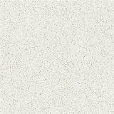 Marmo artificiale di cristallo Tiles&Slabs&Countertop Polished della neve Ls-S006