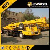 12 tonnellate Xcm Qy12b. Una gru dei 5 camion