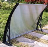 Powder Coated PPO Support for Gazebo Polycarbonate Sheet Canopy (1000-B)
