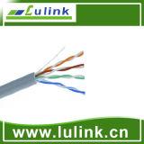 Cable al aire libre de la red de cable del LAN del ftp del mejor precio CAT6
