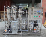 1000lph o aço inoxidável auto Módulo EDI EDI EDI de equipamento de tratamento de água