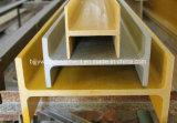 FRPチャネル、GRPのプロフィール、FRPチャネル、ガラス繊維のプロフィール、FRPの形