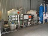 1000L/H de Behandeling van het Water van de Installatie van het Systeem van de omgekeerde Osmose RO met Voorbehandeling