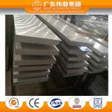 Les fournisseurs en aluminium 7000 tonnes ont expulsé l'extrusion en aluminium de panneau