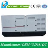 генератор 350kw 438kVA молчком звукоизоляционный тепловозный с двигателем Wudong