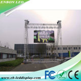 P8 SMD3535 Slim Outdoor LED Display (panneau moulé sous pression 640 * 640mm)
