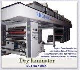 고속 자동적인 Laminator, 박판으로 만드는 기계 (DLFHG-1000A)