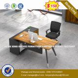 Meubles de bureau de cerise L compartiment de bureau de poste de travail de forme (HX-UN007)