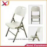 HDPE silla plegable para el exterior/restaurante/Banquete/Hotel/Jardín/Bodas