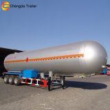 판매를 위한 널리 이용되는 LPG 가스 탱크 트럭 트레일러