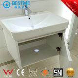新式のSoildの木製の物質的な浴室用キャビネット(BY-X7098)