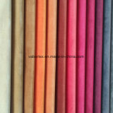 El poliéster textil hogar teñido de tejidos de tapicería de tela sofá de terciopelo de corte