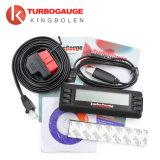 Envío gratuito Turbogauge IV 4-en-1 calculador del vehículo Obdii / Eobd automóvil Adac / Indicadores digitales// Auto Indicador de análisis de la herramienta de análisis