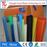 Slang van de Schroef van pvc Stuction de Plastic voor het Gebruik van het Zwembad