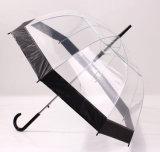 Дамы зонтик ПВХ зонтик прозрачный зонтик 2018