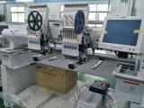 전산화된 2개의 헤드 Sequin 자수 기계
