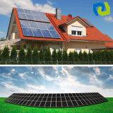 los paneles solares del módulo fotovoltaico monocristalino de 150W 18V