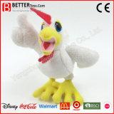 Juguete suave del pollo del gallo de la felpa del animal relleno En71 para los cabritos