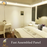 PVC Anti-Corrosion実用的で、さまざまで装飾的な壁パネル