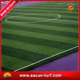 El tono de fútbol de césped artificial para el campo de fútbol