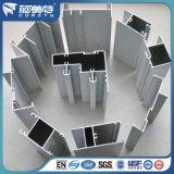6063 Weiß-Puder-Beschichtung-Aluminiumstrangpresßling für Fenster /Door