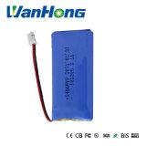 102550 POS/GPSのための1400mAh 3.7Vのリチウム電池