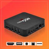 PRO Amlogic S905 casella astuta di Ott TV del Internet di Ott del contenitore superiore stabilito di Android 6.0 3D 4K IPTV di Mxq