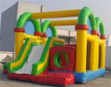 Gorila combinada inflable, puente inflable (B3076)