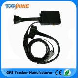 Antena integrada del sistema de alarma de coche GPS Tracker con conector OBDII