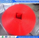 Mangueira do PVC de alta pressão Layflat da sução e da descarga da água