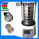 220V máquina da Peneira vibratória para grânulo/pó/grãos, Máquina de agitador de laboratório eléctricos Ra200
