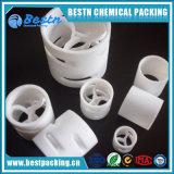 PTFE Plastikhülle-Ring, PTFE PlastikRaschig Ring für Filter-Media