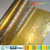UHF RFID Llabel EPC GEN2 Monza R6 теплостойкmNs