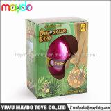 魔法の工夫の恐竜の卵成長するペット子供のためのおかしいギフトのおもちゃ