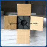 Papel pintado importado de la materia textil de la tela de la fibra del precio de fábrica, papel pintado de la tela