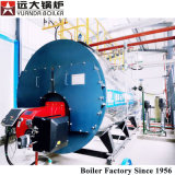 Preço razoável de fábrica best-seller 0.5-20t/h o gás e a caldeira de vapor de óleo