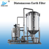 De aço inoxidável de alta qualidade Diatomite filtrar