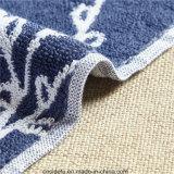 Strutturati su ordinazione scaldano il tovagliolo del bagno tinto filato nobile del cotone 100