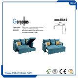 Fabbrica domestica utile della base di sofà del cuoio genuino di buona qualità della Cina