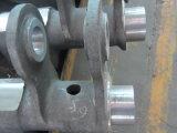 A fábrica de China fornece o aço que faz à máquina a carcaça