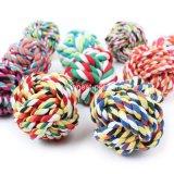 Mayorista de fábrica muchas gamas de la cuerda de algodón Perro Chew Toy