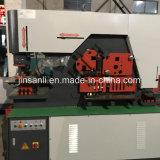 Processamento de metal do túnel Ironworker Máquina Steelworker