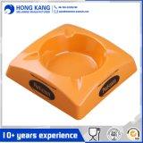 Orange portable Cigarette Cendrier de mélamine